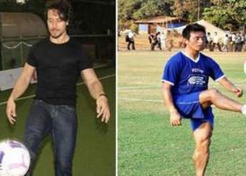 Tiger Shroff Approached For A Biopic On Famous Footballer Bhaichung Bhutia